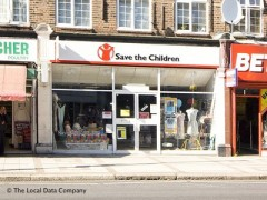 Save The Children, exterior picture
