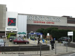 Brent Cross Shopping Centre, exterior picture
