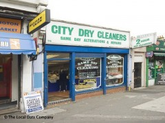 City Dry Cleaners, exterior picture