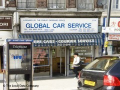 Global Car Service, exterior picture