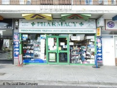 Green Cross Pharmacy, exterior picture