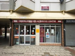 Docklands Local Service Centre, exterior picture