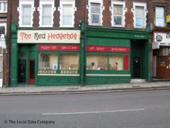 The Red Hedgehog 255 257 Archway Road London Cafes