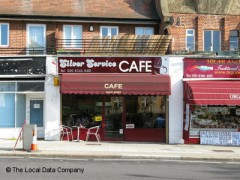 Silver Service Cafe, exterior picture