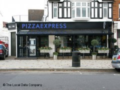 Pizzaexpress 92 The Broadway Mill Hill London Nw7 3tb