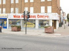 Welsh Harp Boat Centre, exterior picture