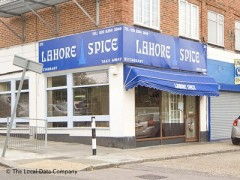 Lahore Spice, exterior picture