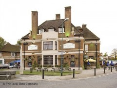 The Green Man, exterior picture