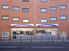 Dominos Pizza 2 8 West India Dock Road London Fast Food