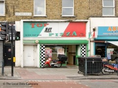 Top Hat Pizza 237 East India Dock Road London Fast Food