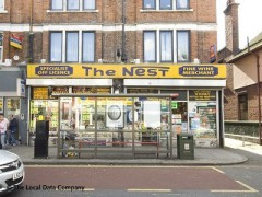 The Nest, exterior picture