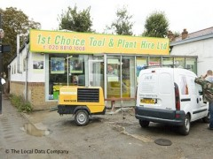 1st Choice Tool & Plant Hire image