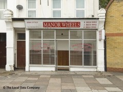 Manor Wheels, exterior picture