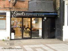 Emel\'s Cutting Edge, exterior picture