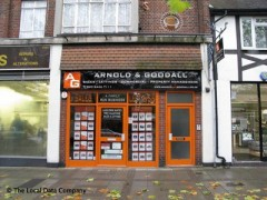 Arnold & Goodall, exterior picture