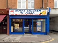 Royal Chicken N Pizza 1178 High Road London Fast Food