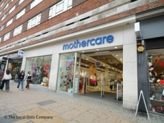 Mothercare 526 528 Oxford Street London Nursery