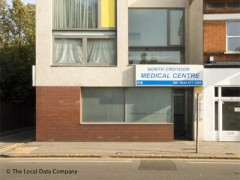 North Croydon Medical Centre, exterior picture
