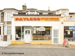 Payless Discount Warehouse, exterior picture