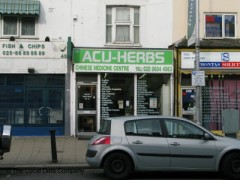 Acu-Herbs, exterior picture