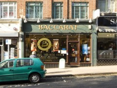 Baccarat Hairdressers, exterior picture