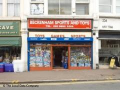 Beckenham Toys image