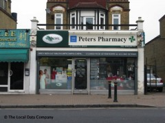 Peters Chemist, exterior picture