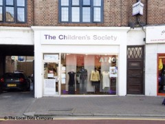 Children\'s Society, exterior picture