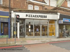 PizzaExpress, exterior picture