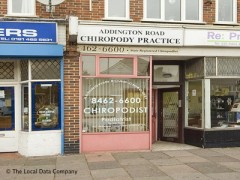 Addington Road Chiropody Practice, exterior picture