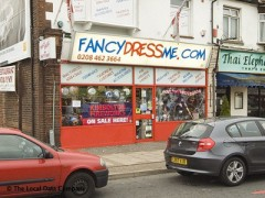 FancyDressMe, exterior picture