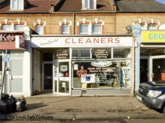 Landfield Cleaners, exterior picture
