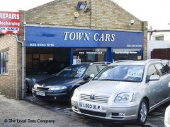 Town Cars image
