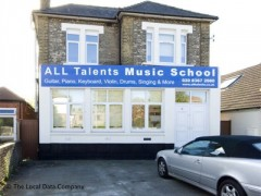 All Talents Music School, exterior picture