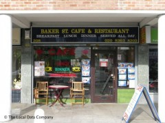 Baker Street Cafe image