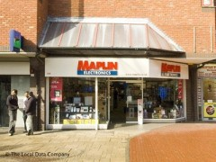 Maplin Electronics, exterior picture