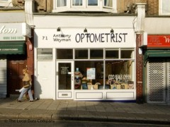 Anthony Weyman Optometrist, exterior picture