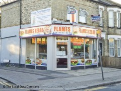 Flames Kebab, exterior picture