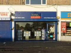 Kings Estate Agents, exterior picture