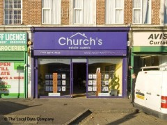 Church\'s Estate Agents, exterior picture