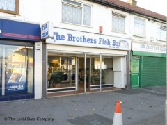 The Brothers Fish Bar, exterior picture