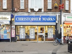 Christopher Marks, exterior picture