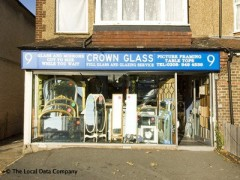 Crown Glass, exterior picture