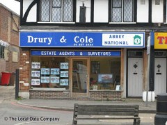 Drury & Cole Estate Agents, exterior picture