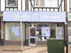 Co-operative Funeralcare, exterior picture