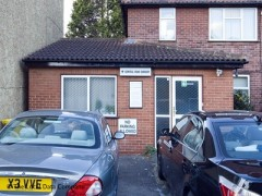 Central Road Surgery, exterior picture