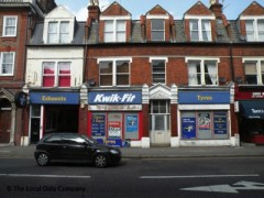 Kwik Fit, exterior picture