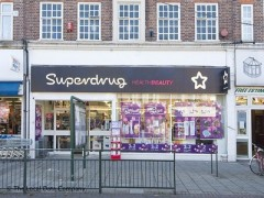 Superdrug Stores, exterior picture