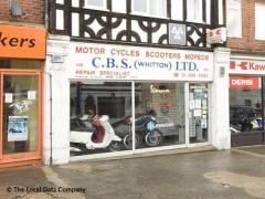 C B S Whitton image