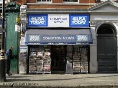 Restaurants Near Old Compton Street London